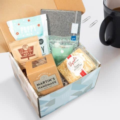 TigerPress Snack Box